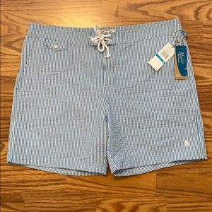 "PENGUIN SWIM TRUNKS ""Dunkers"" NWT Size 36"